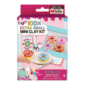 Fashion Angels - 100% Extra Small Donuts Mini Clay Kit