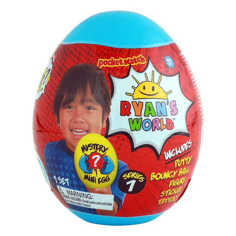 Ryan's World Mini Mystery Egg