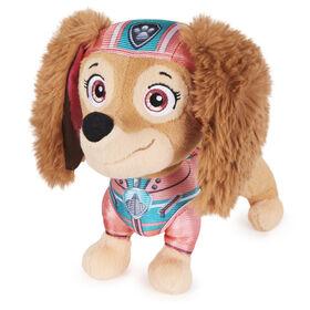PAW Patrol, Movie Liberty Stuffed Animal Plush Toy 8-inch - R Exclusive