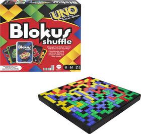 Blokus Shuffle: UNO Edition