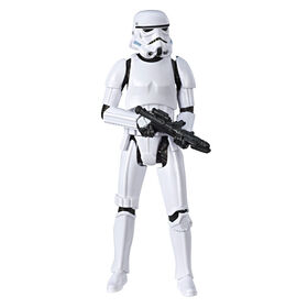 Star Wars Galaxy of Adventures - Figurine Stormtrooper impérial et mini bande dessinée