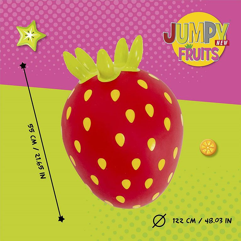 My First Jumpy Fruit - Red Strawberry