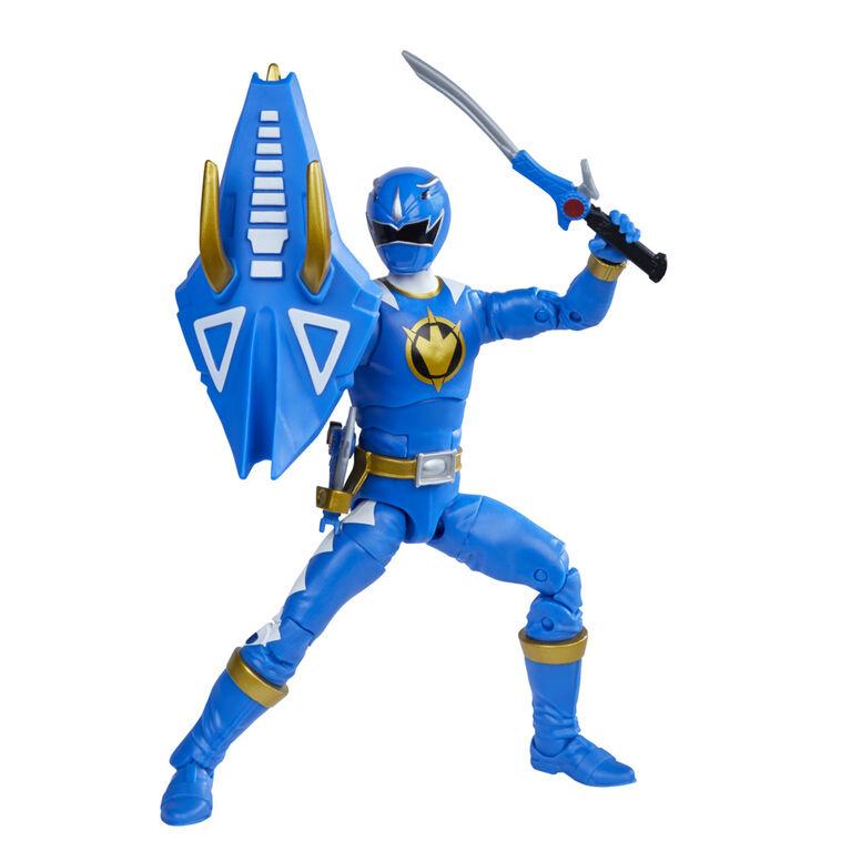 Power Rangers Lightning Collection Dino Thunder Blue Ranger Action Figure
