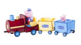 Peppa Pig - Train de Papy Pig