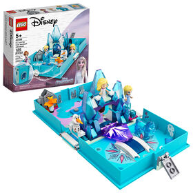 LEGO Disney Princess Elsa and the Nokk Storybook Adventures 43189