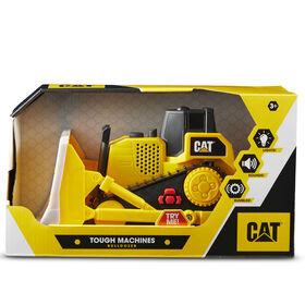 Cat Tough Machine Bulldozer