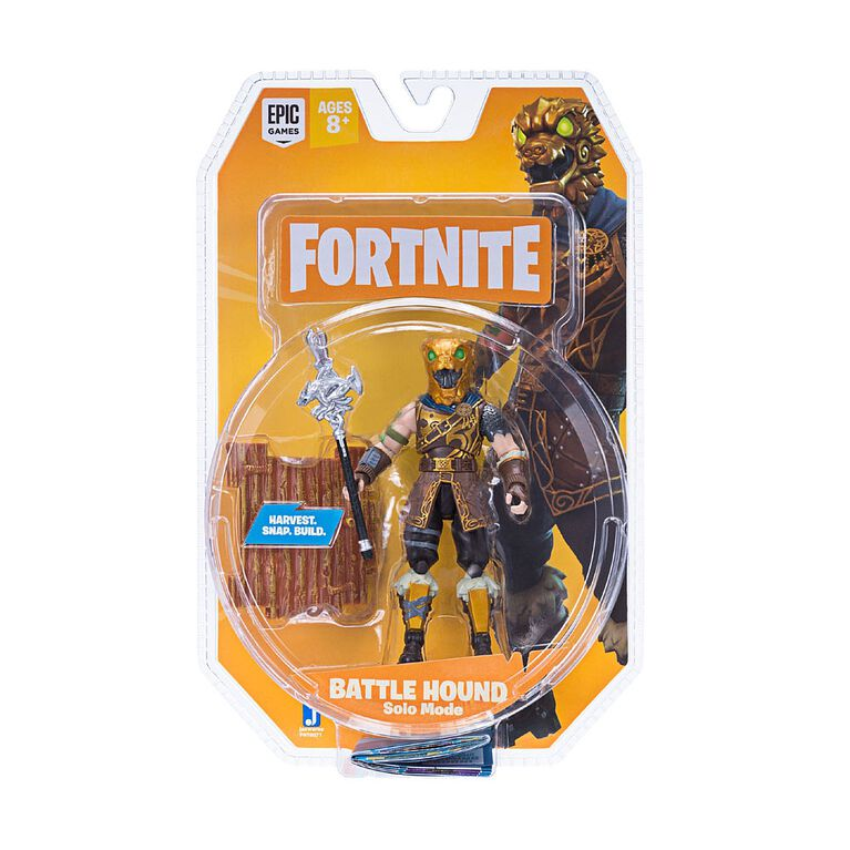 Fortnite Solo Mode Figure, Battlehound
