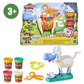 Play-Doh Animal Crew, Sherrie Brebis ébouriffée, jouet