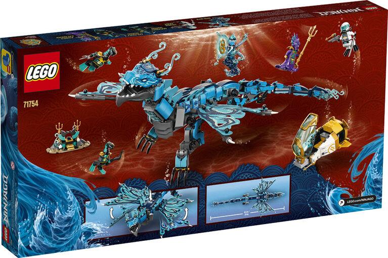 LEGO Ninjago Le dragon d'eau 71754