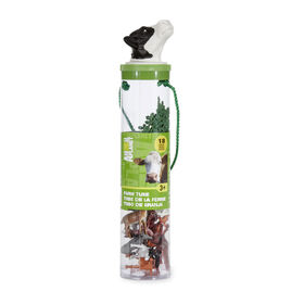 Animal Planet Animal Tube Assortment - Farm Tube