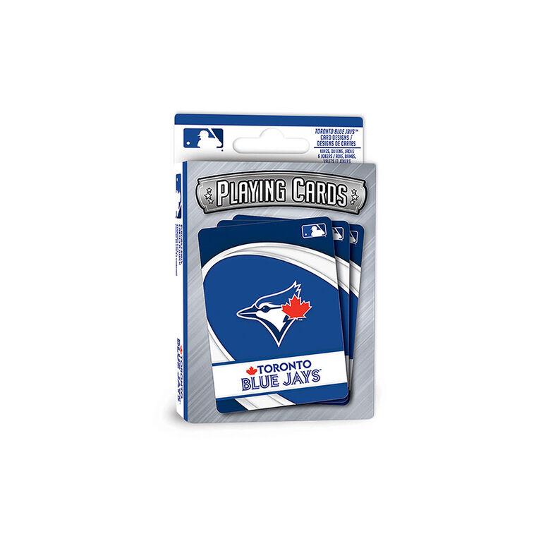Cartes À Jouer Toronto Blue Jays