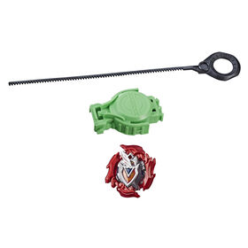Beyblade Burst Turbo Slingshock Starter Pack Z Achilles A4 Top and Launcher