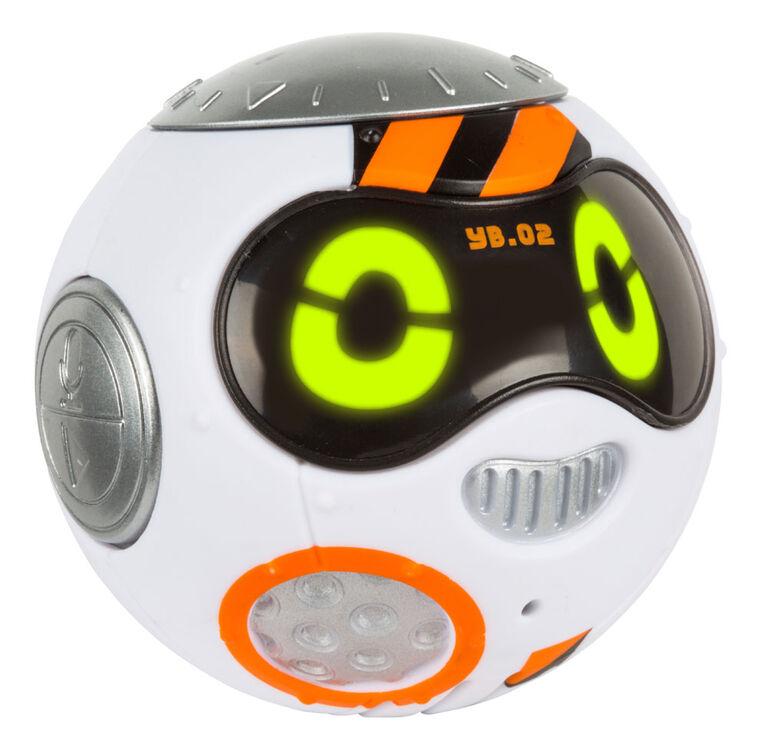 Real Rad Robots Yakbot - White Yakbot - English Edition