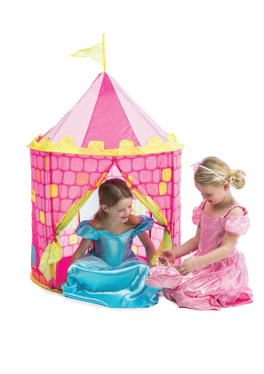 Pop-It-Up Princess Castle