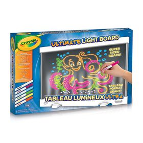 Tableau lumineux Ultra Crayola