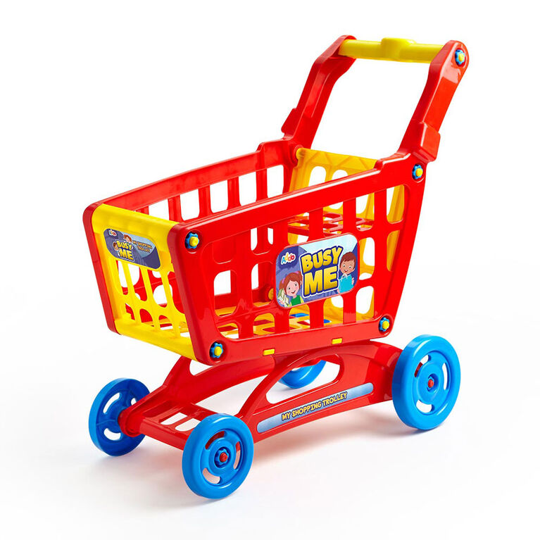 Busy Me My Shopping Trolley