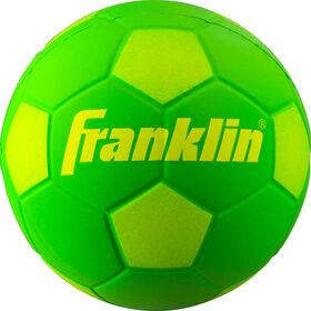 "6.5"" Pro Brite Foam Soccer Ball - Green"