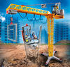 Playmobil - RC Crane with Building Section