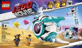 Le vaisseau Systar de Sweet Mayhem LEGO The LEGO Movie 2 70830