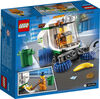 LEGO City Great Vehicles La balayeuse de voirie 60249