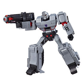Transformers Cyberverse Action Attackers, figurine Megatron de classe ultime