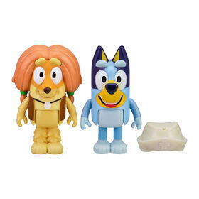 Bluey Figure 2 Pack - Doctor