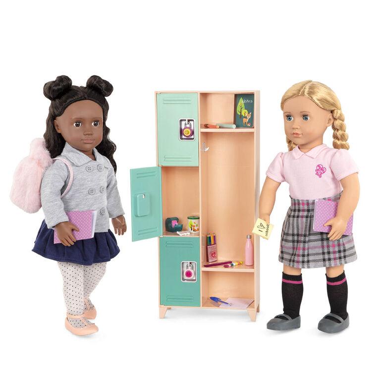 Our Generation - School Supplies W/Acc.