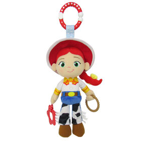 Toy Story Jessie On the Go Activity Toy