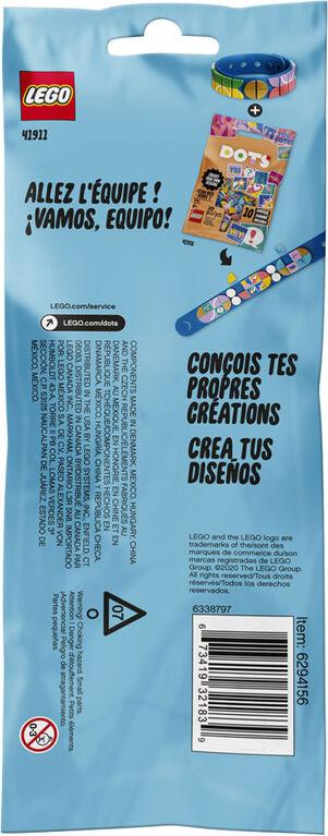 LEGO DOTS Le bracelet Équipe 41911