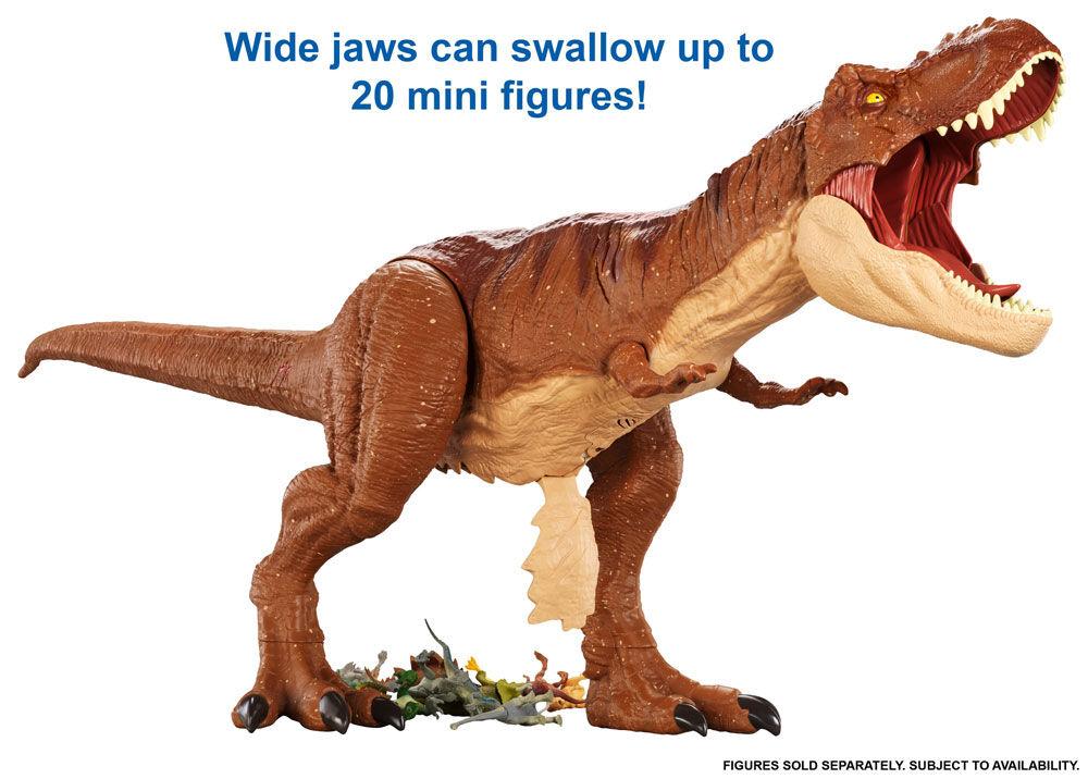Brand New in Box Jurassic World Super Colossal Tyrannosaurus Rex Dinosaur