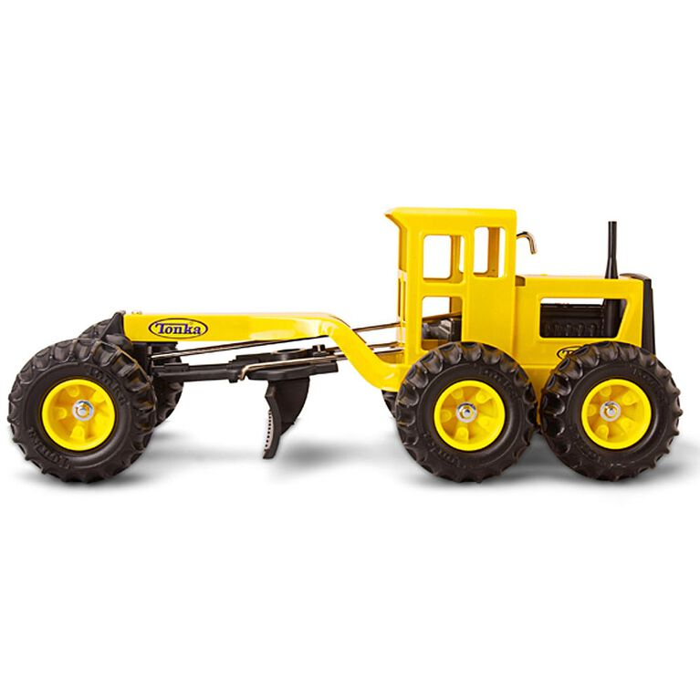 Tonka Steel Tough Grader