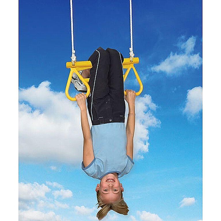 KidKraft Acrobatic Bar Swing - Yellow