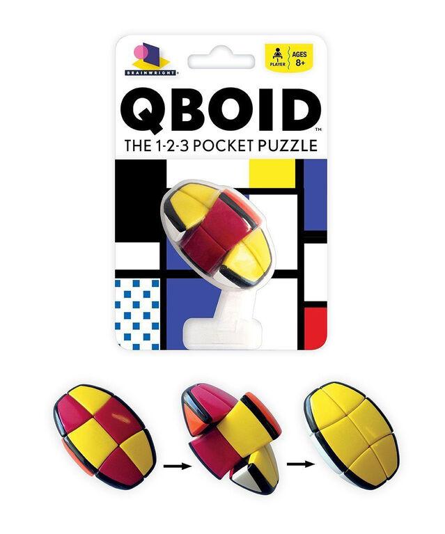 Brainwright - QBOID jeu casse-tête