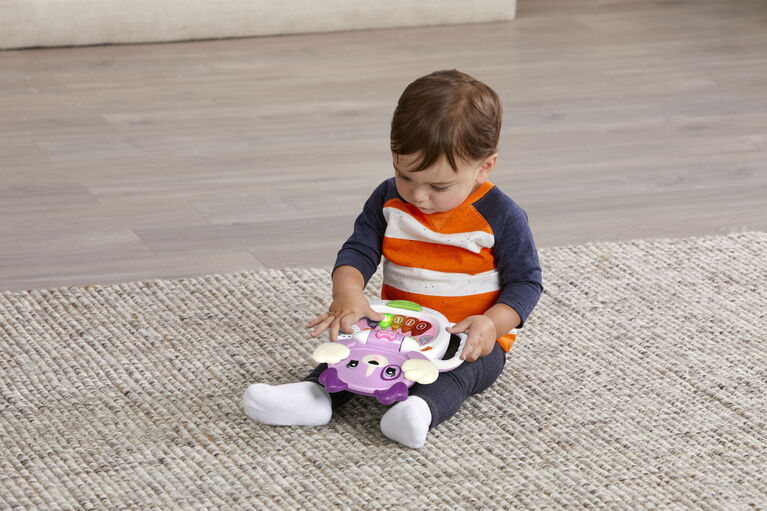 LeapFrog My Peek-a-Boo LapPup Violet - English Edition