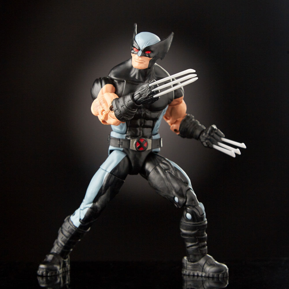 "Marvel Legends Wolverine 12/"" Collectible Action Figure Hasbro"