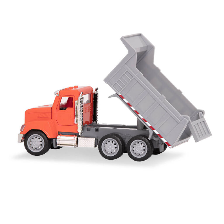 Driven, Dump Truck with Lights and Sounds