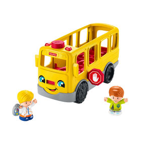 Fisher-Price Little People - L'Autobus de l'Amitié - Édition française