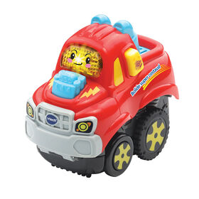 VTech Go! Go! Smart Wheels Press & Race Monster Truck - French Edition