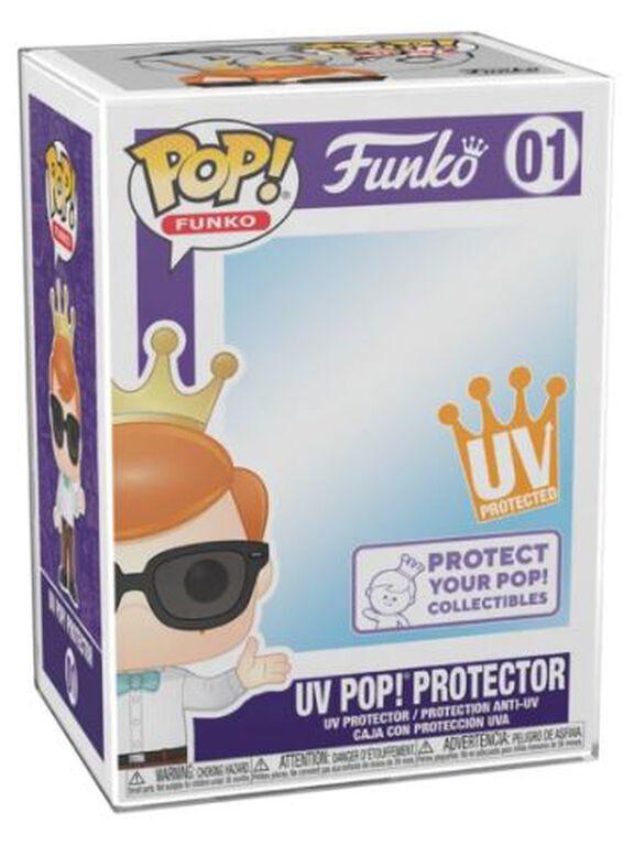 Funko POP! Protector: UV Premium Protector - R Exclusive