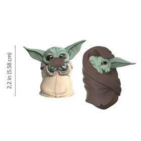 """Star Wars The Bounty Collection The Child 2.2-Inch The Mandalorian """"Baby Yoda"""" Figure 2-Pack"""