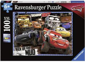 Ravensburger - Cars - Mudders Puzzle 100pc