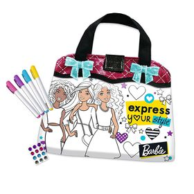 Barbie Color N Style Purse