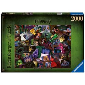 Ravensburger - Disney All Villains Puzzle 2000pc
