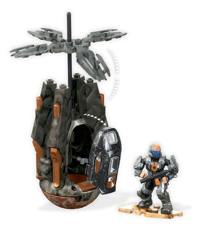 Mega Construx Halo Operation Throne Drop