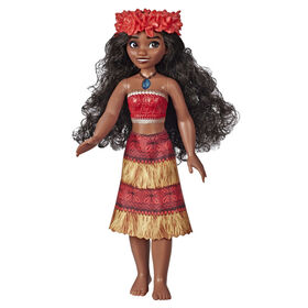 Disney Princess - Poupée Moana musicale avec collier - Édition anglaise