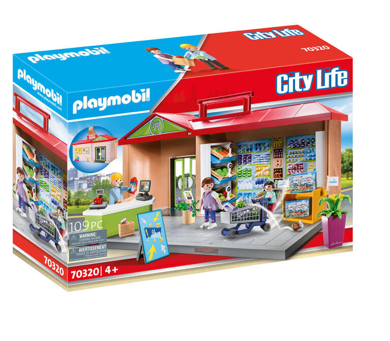 TAL Grocery Store - Playmobil