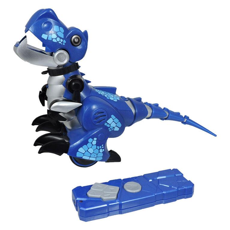 Robot Train my Dino - Blue