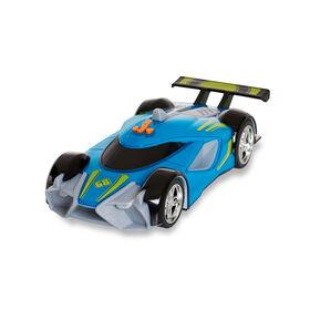 Hot Wheels Color Crashers - Mach Speeder - R Exclusif