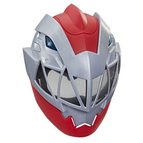 Power Rangers Dino Fury Red Ranger Electronic Mask Roleplay Toy