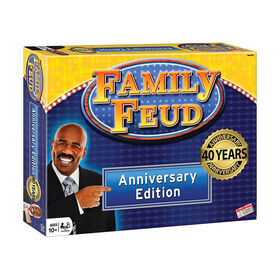 Endless Games - Family Feud  Game - Anniversary Edition